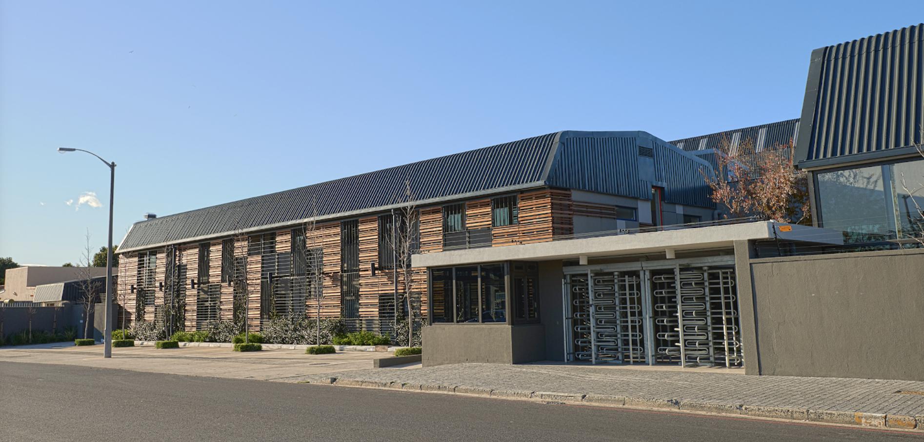 capfin building