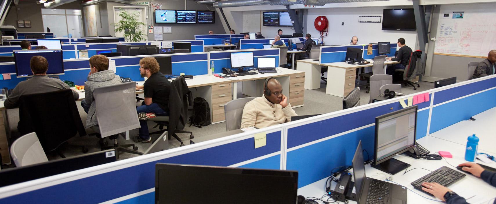 Capfin IT Department