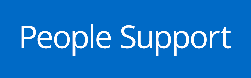 People Support Label